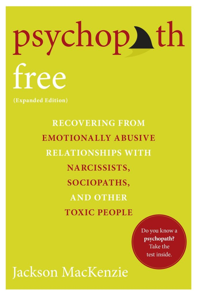 best books on narcissistic abuse psychopath free