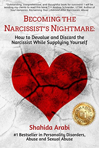 best books on narcissistic abuse shahida arabica