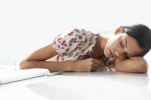 what is chronic burnout and exhaustion